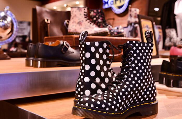 Dr Martens Store Design