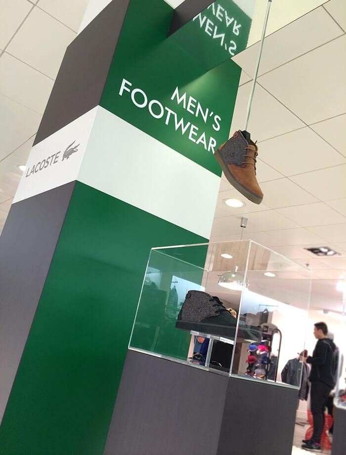 Lacoste Footwear Pop-Up