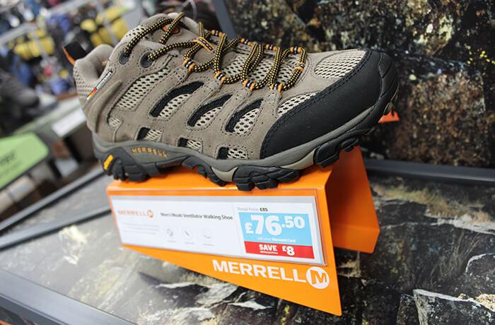 Merrell Footwear FSU